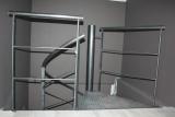 garde corps acier brut escalier colimacon (2)