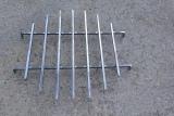 grille-de-fentre-acier-ronde